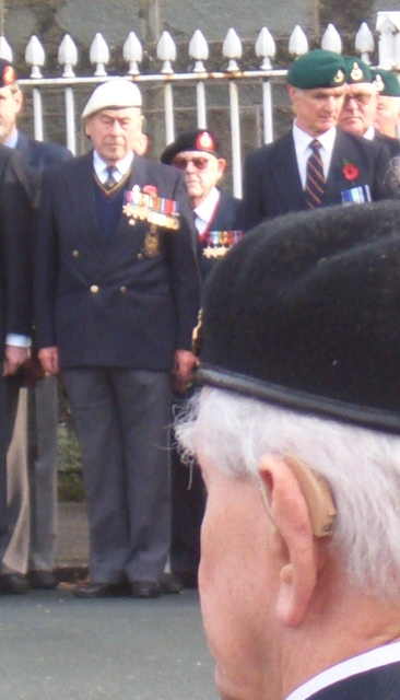 The Tinker & the Arctic Convoy beret