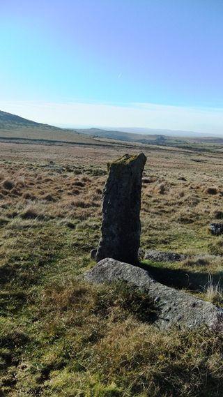 Dartmoor standing stones