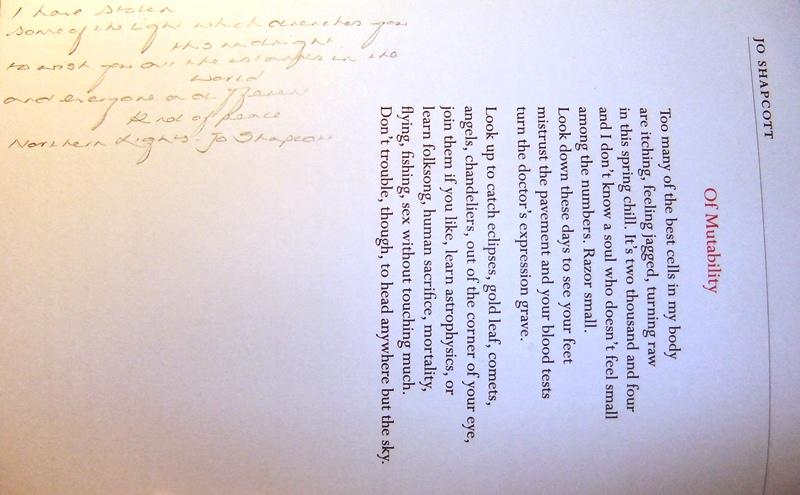 Faber diary jo s