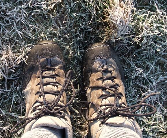 Decsunrise no mud boots