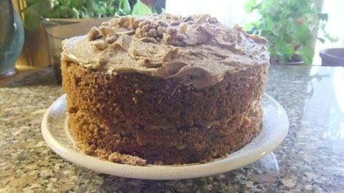 Tinker's cott cake