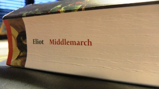 Team Middlemarch... book finished!