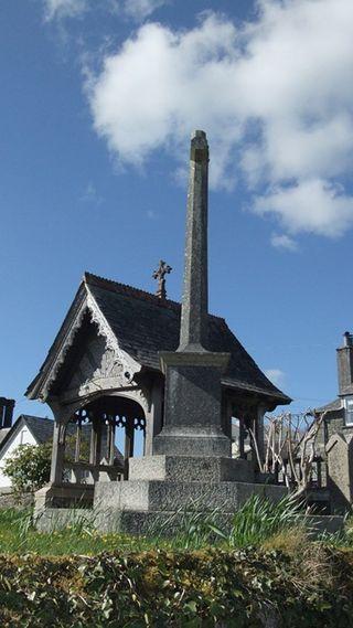 BTB Milton Abbot War Memorial