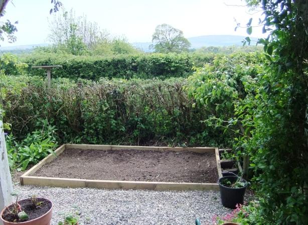 Garden may 13 veranda