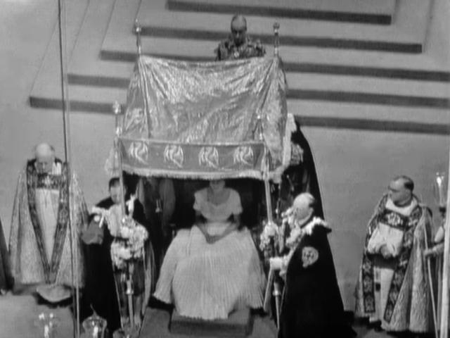 Coronation robe 1