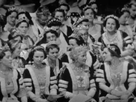 Coronation peeresses