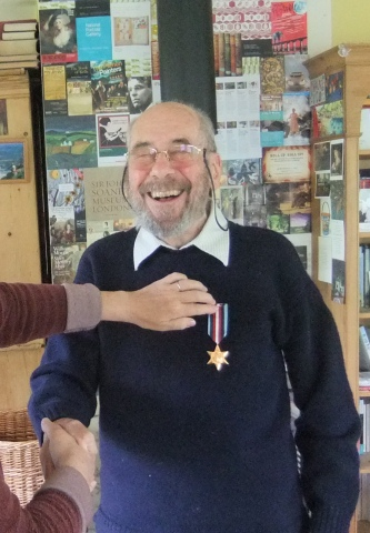 Tt arctic medal