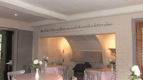 Badger's Tea House, Alfriston