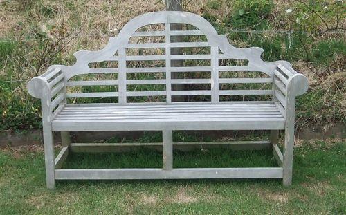 Lavender seat