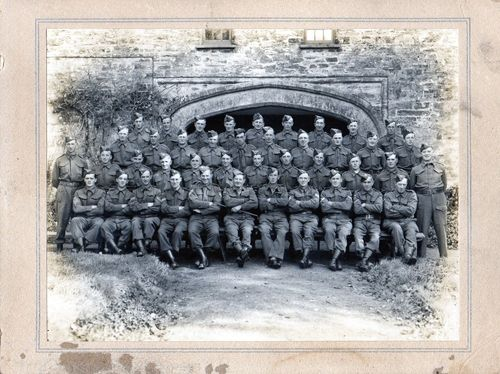 Milton Abbot Home Guard