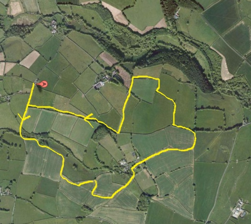 Beating the Bounds Rogation Route
