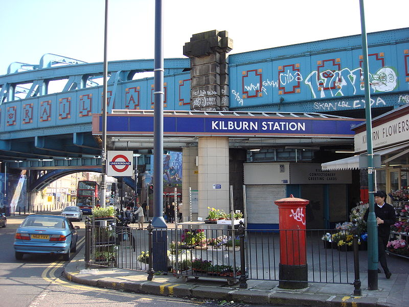 Nm kilburn station