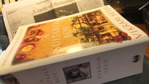 A Suitable Boy ~ Vikram Seth