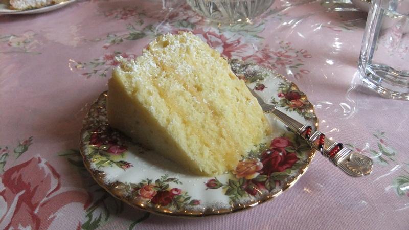 Sussex alfriston cake