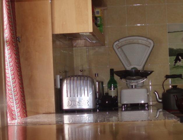 Kitchen work top 1