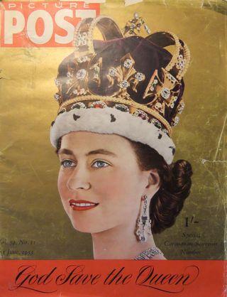 Picture Post ' Coronation Souvenir Edition 1953