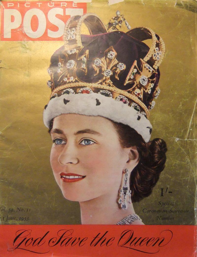 Coronation picture post 1