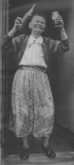 Coronation Mrs Stamford