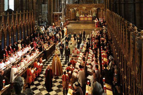 Queen's Coronation Anniversary Service