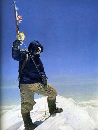 Everest ~ Tenzing Norgay