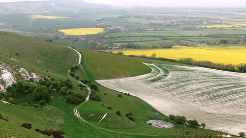 Sussex The Long Man