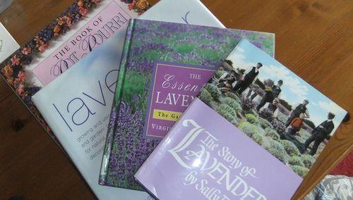 Lavender books