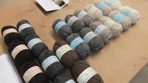 Rams & Yowes wool