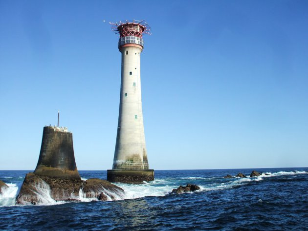 Eddystone Lighthouse copyright Trinity House