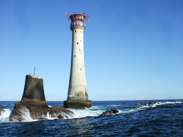 Eddystone Lighthouse copyright Trinity House