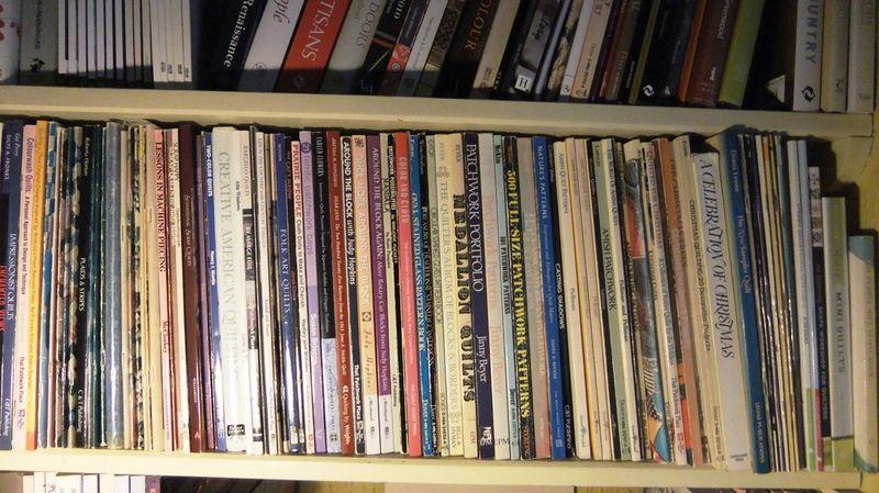 Quilt shelf 1