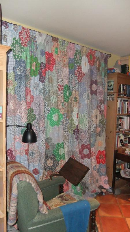 The Lucy Boston Door Curtain