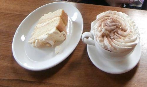 Overbecks cake