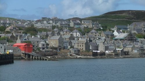 Good morning Stromness...