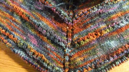 The Orkney shawl