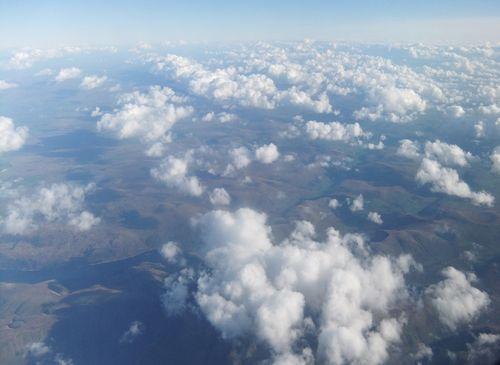 Orkney flights
