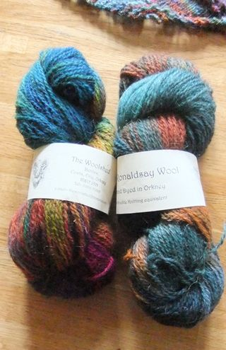 North Ronaldsay wool