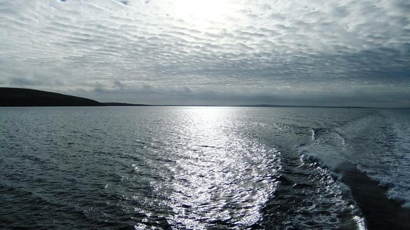 Orkney ~ Scapa sky