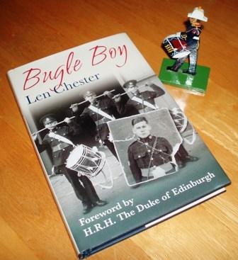 Bugle Boy ~ Len Chester