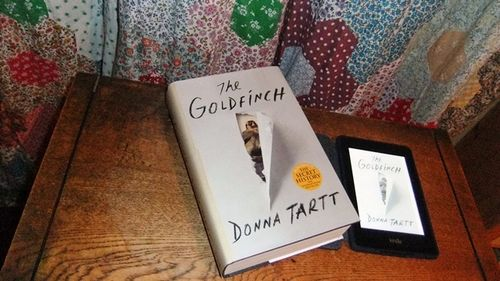 The Goldfinch ~ Donna Tartt