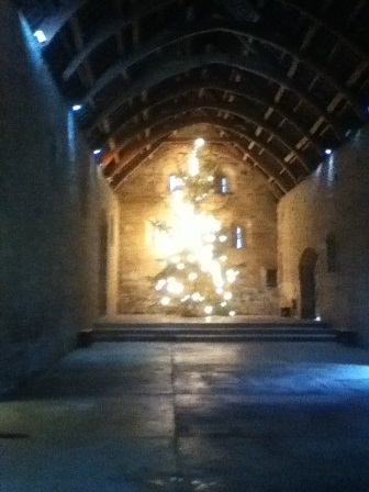 Buckland Abbey ~ Tithe Barn