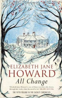 All Change - Elizabeth Jane Howard
