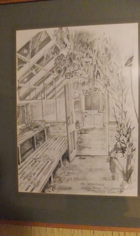 The Greenhouse, The Manor House Tavistock ~ Bookhound