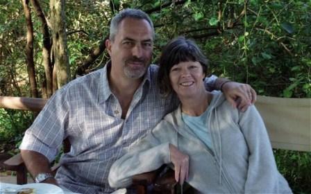 David & Judith Tebbutt