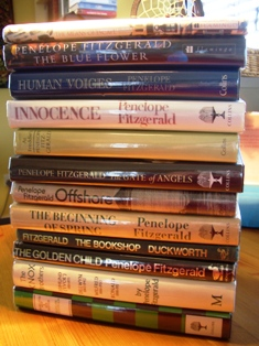 Penelope Fitzgerald...the books