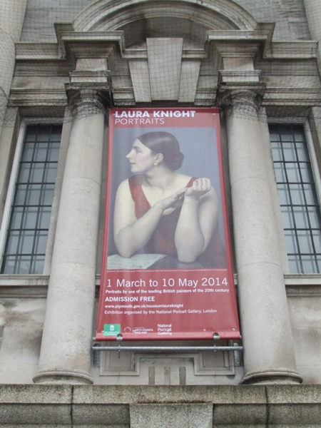 Laura Knight ~ Portraits - Plymouth