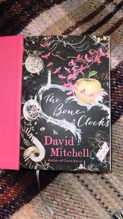 The Bone Clocks ~ David Mitchell