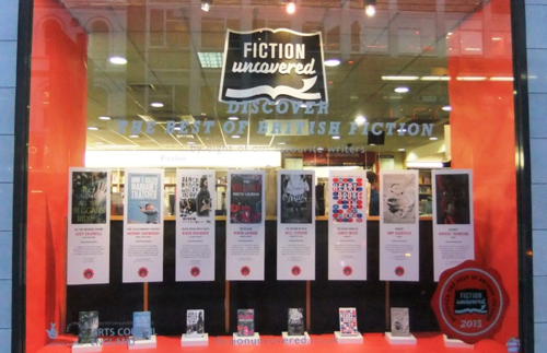 Fiction Uncovered 2013 ~ Foyles
