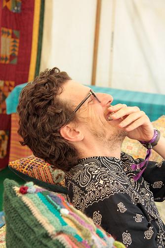Brian Selznick at Port Eliot Festival 2012