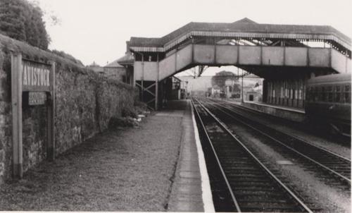 Tavistock South Station