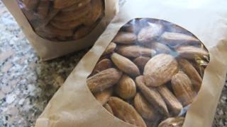 Almonds..